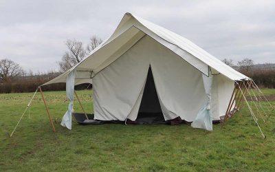 Luxury Safari Tent Unveiled