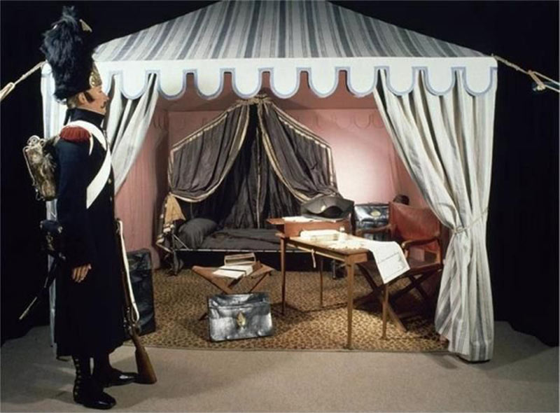 Napolean glamping