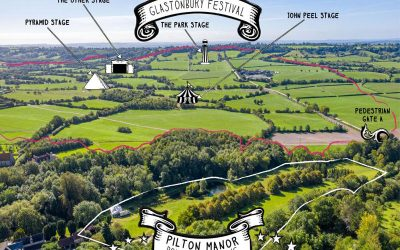 Are you looking for high-end festival camping?