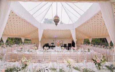 Wedding Glamping Service