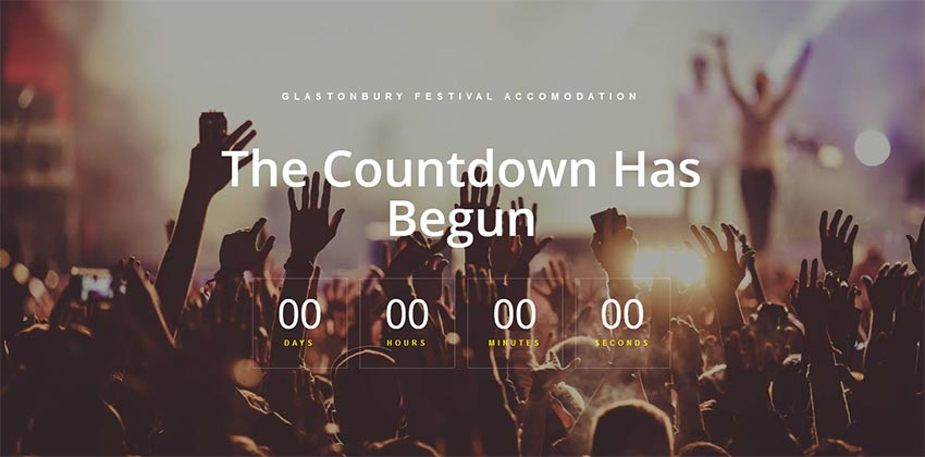 The Countdown to Glastonbury