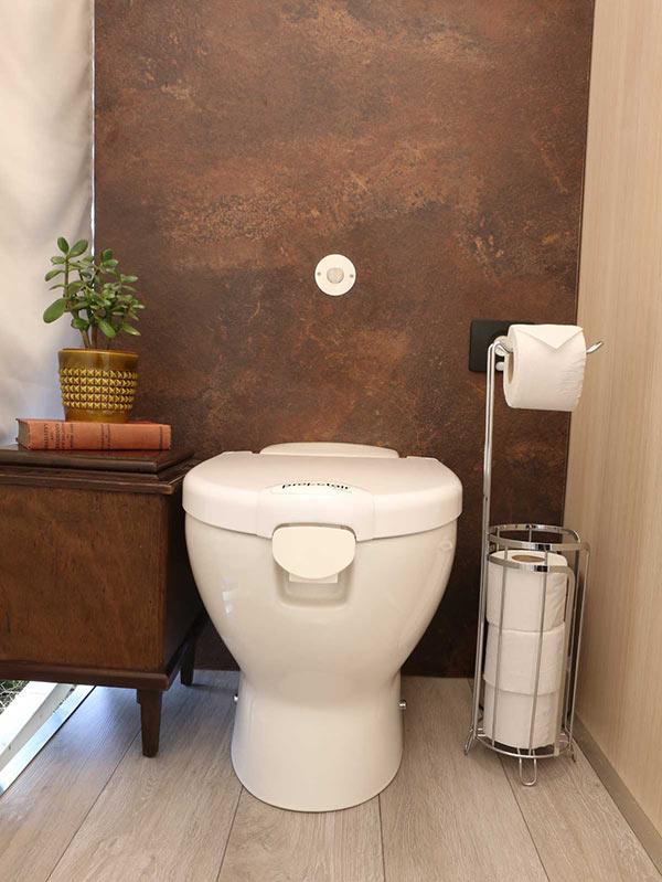 en-suite camping toilet