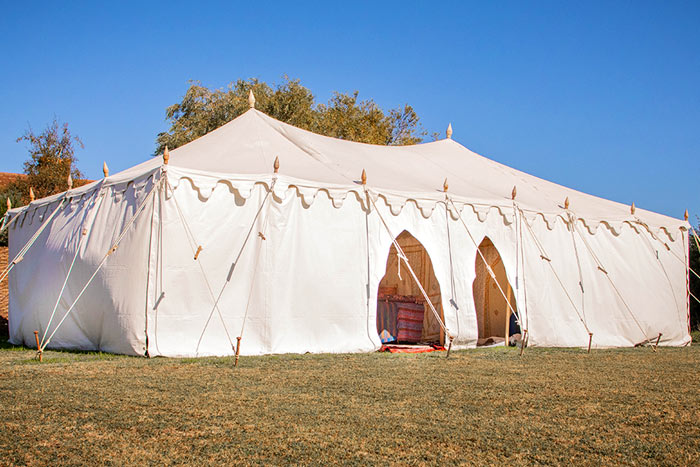 hire jaipur luxury tent