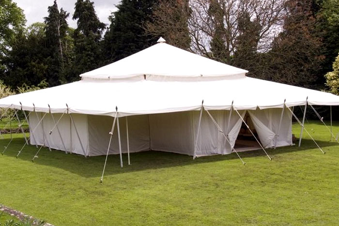 hire mughal marquee accommodation