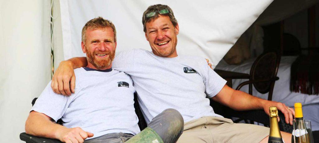 jonny and tom luxmode glamping uk