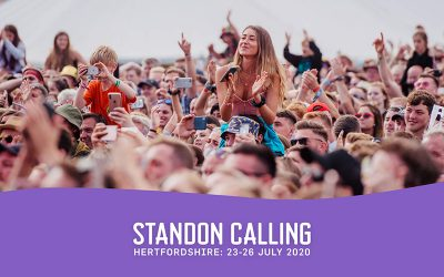 Celebrating the 15th Anniversary of Standon Calling